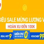 越南蝦皮99購物節活動,供貨商可以選擇報名參加